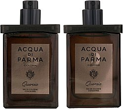 Духи, Парфюмерия, косметика Acqua di Parma Colonia Quercia Travel Spray Refill - Одеколон