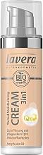 Духи, Парфюмерия, косметика Увлажняющий тональный крем - Lavera Tinted Moisturizing Cream 3-in-1 Q10