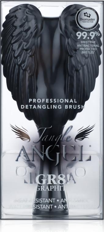 Щетка для волос - Tangle Angel Brush Black — фото N3