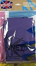 Духи, Парфюмерия, косметика Фартук парикмахерский, тёмно-фиолетовый - Ronney Professional Hairdressing Apron
