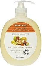 """Духи, Парфюмерия, косметика Жидкое мыло для рук """"Детокс"""" - Bentley Organic Body Care Detoxifying Handwash"""