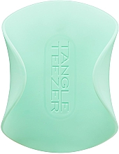 Духи, Парфюмерия, косметика Щетка для массажа головы - Tangle Teezer The Scalp Exfoliator & Massage Mint