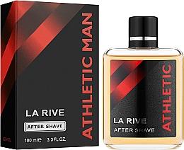 Духи, Парфюмерия, косметика La Rive Athletic Man - Лосьон после бритья