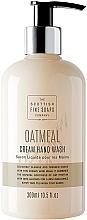 Духи, Парфюмерия, косметика Жидкое мыло для рук - Scottish Fine Soaps Oatmeal Cream Hand Wash