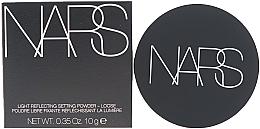 Духи, Парфюмерия, косметика Рассыпчатая фиксирующая пудра - Nars Light Reflecting Loose Setting Powder