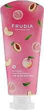 Духи, Парфюмерия, косметика Насыщенное питательное молочко для тела с ароматом персика - Frudia My Orchard Peach Body Essence