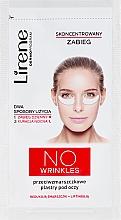 Духи, Парфюмерия, косметика Патчи под глаза против морщин - Lirene Dermo Program No Wrinkles