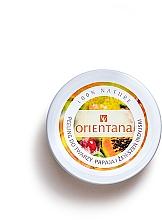 """Духи, Парфюмерия, косметика Кремовый пилинг для лица """"Папая"""" - Orientana Natural Cream Face Scrub Papaya"""