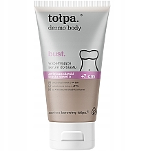 Духи, Парфюмерия, косметика Сыворотка для моделирования груди - Tolpa Dermo Body +7cm Bust Serum