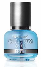 Духи, Парфюмерия, косметика Питательное средство для натуральных проблемных ногтей - Silcare Calcium Gel