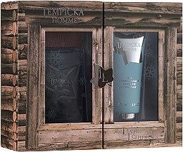 Духи, Парфюмерия, косметика Lolita Lempicka Homme - Набор (edt/100ml + ash/75ml)
