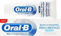 Духи, Парфюмерия, косметика Зубная паста - Oral-B Professional Gum & Enamel Pro-Repair Original