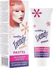 Духи, Парфюмерия, косметика Крем-тонер для окрашивания волос - Venita Trendy Color Cream