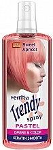 Духи, Парфюмерия, косметика Оттеночный спрей для волос - Venita Trendy Pastel Spray