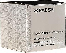 Духи, Парфюмерия, косметика Увлажняющая база под макияж - Paese Hydrating Make-Up Base