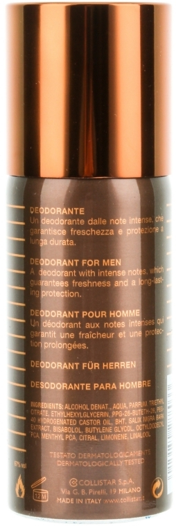 Дезодорант - Collistar Acqua Wood Deodorant — фото N2