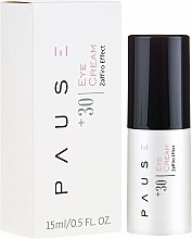 Духи, Парфюмерия, косметика Крем для кожи вокруг глаз 30+ - Pause 30+ Under-Eye Cream
