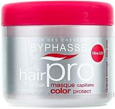 Духи, Парфюмерия, косметика Маска для защиты окрашенных волос - Byphasse Hair Pro Mask Color Protect