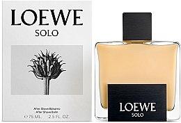 Духи, Парфюмерия, косметика Loewe Solo Loewe After Shave Balm - Бальзам после бритья