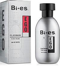 Духи, Парфюмерия, косметика Bi-Es Ego Platinum - Туалетная вода