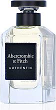 Духи, Парфюмерия, косметика Abercrombie & Fitch Authentic Men - Туалетная вода (тестер с крышечкой)