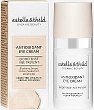 Духи, Парфюмерия, косметика Антиоксидантный крем для глаз - Estelle & Thild Biodefense Antioxidant Eye Cream