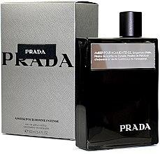 Духи, Парфюмерия, косметика Prada Amber Pour Homme Intense - Парфюмированная вода