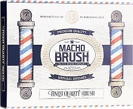 Духи, Парфюмерия, косметика Расческа для бороды, овальная - Macho Beard Company Macho Brush
