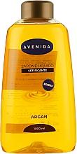 Духи, Парфюмерия, косметика Жидкое мыло с экстрактом аргана - Avenida Liquid Soap