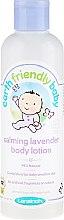 Духи, Парфюмерия, косметика Лосьон для тела с лавандой - Earth Friendly Baby Calming Lavender Body Lotion