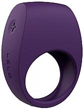 Духи, Парфюмерия, косметика Вибрирующее кольцо для пар, фиолетовое - Lelo Homme Tor 2 Purple