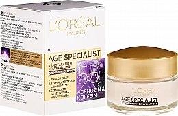 Духи, Парфюмерия, косметика Крем для кожи вокруг глаз - L'Oreal Paris Age Specialist Eye Wrinkle Cream 55+