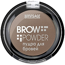 Духи, Парфюмерия, косметика Пудра для бровей - Luxvisage Brow Powder