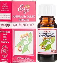 Духи, Парфюмерия, косметика Натуральное эфирное масло гвоздики - Etja Natural Essential Oil