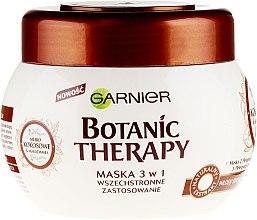 """Духи, Парфюмерия, косметика Маска для волос """"Кокосовое молочко и масло Макадамии"""" - Garnier Botanic Therapy"""