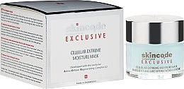 Духи, Парфюмерия, косметика Клеточная увлажняющая маска для лица - Skincode Exclusive Cellular Extreme Moisture Mask