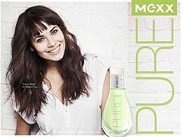 Mexx Pure For Her - Туалетная вода — фото N2