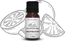 "Духи, Парфюмерия, косметика Натуральное эфирное масло ""Грейпфрут"" - E-Fiore Grapefrute Natural Essential Oil"