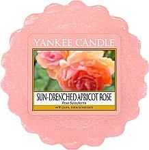 Ароматический воск - Yankee Candle Sun-Drenched Apricot Rose — фото N1