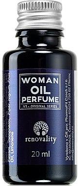 Renovality Original Series Woman Oil Parfume - Масляные духи — фото N1