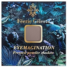 Духи, Парфюмерия, косметика Прессованные тени для бровей - Feerie Celeste Pressed Powder Shadow