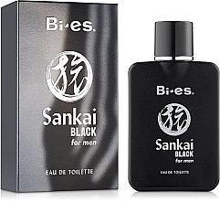 Духи, Парфюмерия, косметика Bi-Es Sankai Black - Туалетная вода