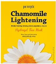 Духи, Парфюмерия, косметика Гидрогелевая осветляющая маска для лица - Petitfee&Koelf Chamomile Lightening Hydrogel Face Mask