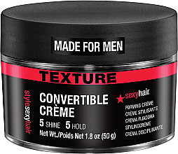 Духи, Парфюмерия, косметика Текстурирующий крем для волос - SexyHair Style Convertible Forming Creme