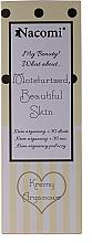 Духи, Парфюмерия, косметика Набор - Nacomi Argan Oil Moisturized Beautiful Skin (cr/2x50ml+cr/15ml)