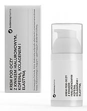 Духи, Парфюмерия, косметика Крем для глаз с гиалуроновой кислотой и коллагеном - Botanicapharma Eye Cream