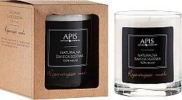 Духи, Парфюмерия, косметика Натуральная соевая свеча - APIS Professional Regenerating Muesli Soy Candle