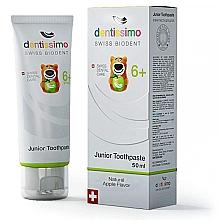 Духи, Парфюмерия, косметика Зубная паста для детей - Dentissimo Junior Toothpaste Apple