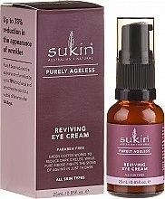 Духи, Парфюмерия, косметика Омолаживающий крем для кожи вокруг глаз - Sukin Purely Ageless Reviving Eye Cream