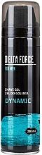 Духи, Парфюмерия, косметика Гель для бритья - Pharma CF Delta Force For Men Dynamic Shave Gel